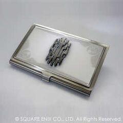 Business card case.