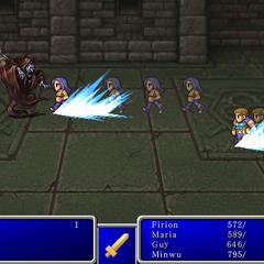 Haste from <i>Final Fantasy II</i> (iPod).