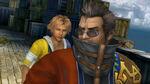 FFXHD Auron and Tidus