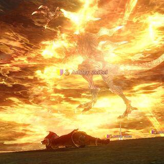 Hellfire.