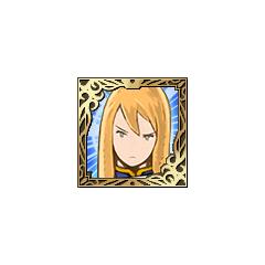 Agrias's icon.