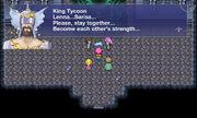 King Tycoon's Death