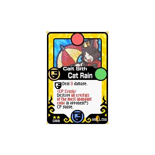 088 Cat Rain