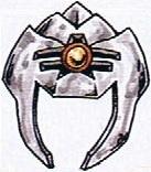 FFMQ Steel Helm Artwork