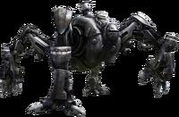 Omega XIII-2 Battle Render