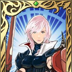 Lightning's <i>LRFFXIII Tactics S</i> portrait.