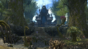 FFXIV Haukke Manor in Central Shroud