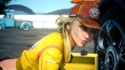 FFXV ED Cindy Regalia