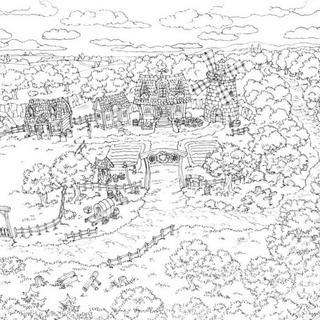 Sketch of Stella Ranch.