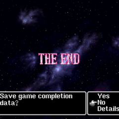 <i>Final Fantasy II Origins</i>.