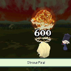 Strong Fira in <i><a href=
