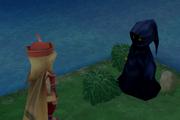 Edward encounters the Sahagin ffiv ios