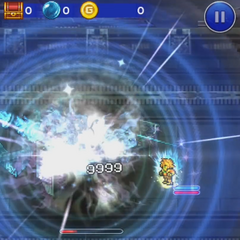 Hope's version in <i>Final Fantasy Record Keeper</i>.