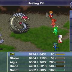 Healing Pill.
