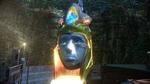 FFXIII-2 Yashas Massif 10 AF - fal'Cie statue