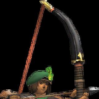 A Mithra Ranger in Artifact Armor.
