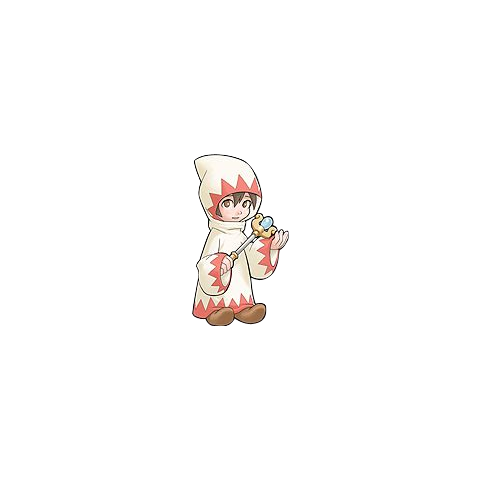White Mage artwork from <i><a href=