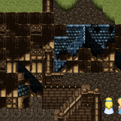 The house is completely collapsed (iOS/Android/PC).