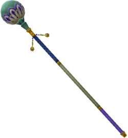 FFX Weapon - Staff 2