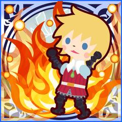 Flame Burst (SSR)