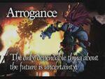 FFIX Arrogance