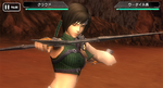 FFVIIGB Yuffie in-game2