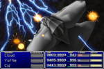 FFVII Judgment Bolt