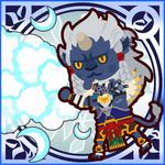 FFAB Aqua Breath - Kimahri Legend SSR
