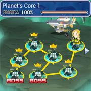 Planet's Core WM Brigade