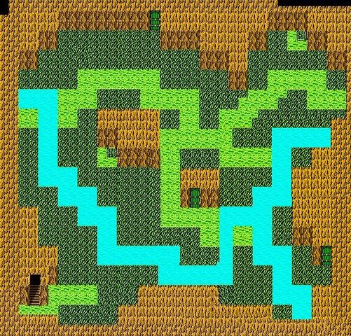 File:FF II NES - Jade Passage Fourth Floor.jpg
