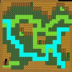 Jade Passage's Fourth Floor (NES).