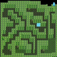 Tropical Island's First Floor (NES).