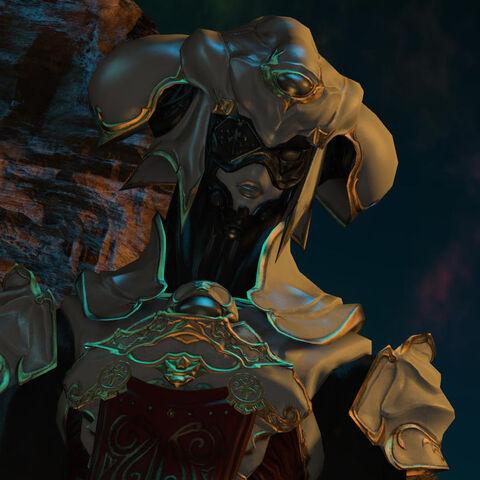 Livia in-game render.