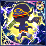 FFAB Throw (Lightning Scroll) Legend UR+