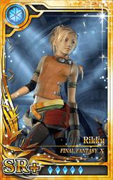 FF10 Rikku SR+ I Artniks