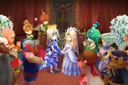 FFIV Wedding iOS