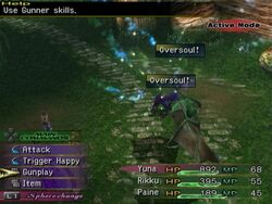 Oversoul FFX-2