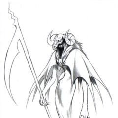 Concept artwork of the Grim Reaper from <i><a href=