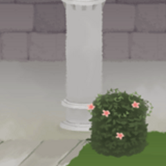 Castle background in <i><a href=