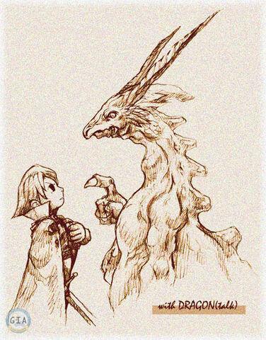File:EarlyFFIX-Dragon talk.jpg