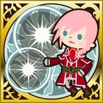 FFAB Buster Ruin - Lightning Legend SR+