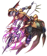 FFLTnS Onion Dragoon Artwork