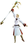 ARR White Mage