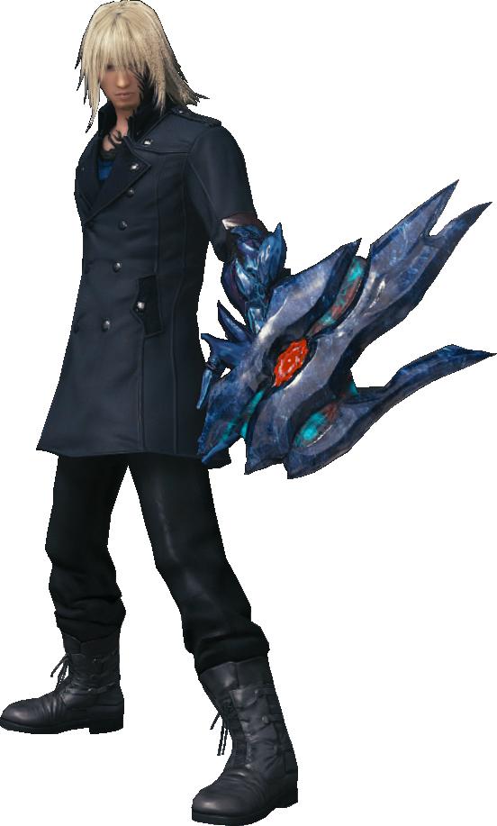 Image - LRFFXIII Snow Villiers (Boss).png | Final Fantasy ... - photo#3
