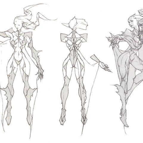 Shiva concept art.