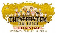 Theatrhythm Curtain Call Logo