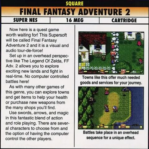 The 45th issue of Electronic Gaming Monthly, April 1993, page 90.