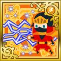 FFAB Lightning Scroll - Ninja (M) SR+