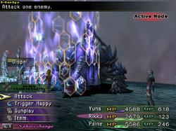 FFX-2 Dispel