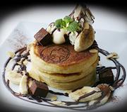 Chocobo-pancakes
